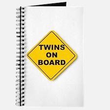 Twins on board Journal