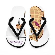 Daddys peanut Flip Flops