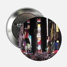 """Times Square 2.25"""" Button"""