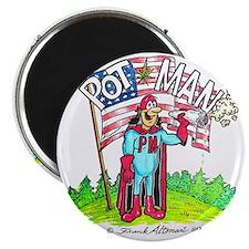 PotMan united T-shirt Magnet