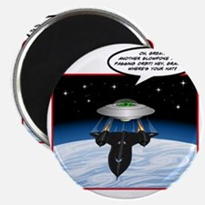 UFO Tailgater Magnet