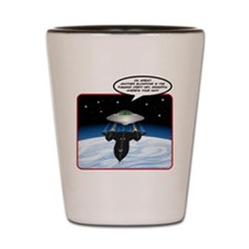 UFO Tailgater Shot Glass
