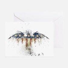 The Freedom Eagle, Full Color Greeting Card