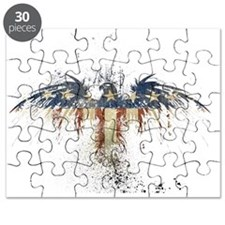 The Freedom Eagle, Full Color Puzzle