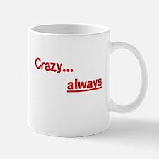 psych nurse cant fix crazy DARKS Mug