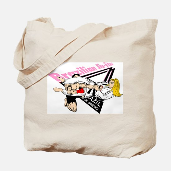 VANESSINHA BJJ Tote Bag