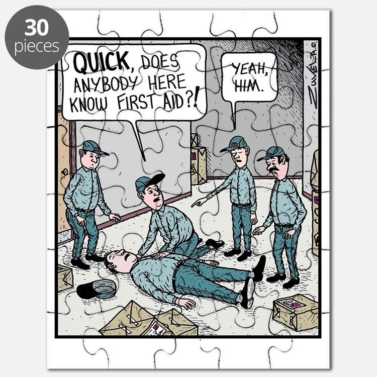 First aid Puzzle