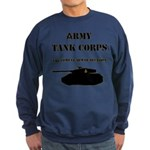 Army Tank Corps Sweatshirt (Dark)
