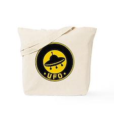 UFO scifi vintage Tote Bag