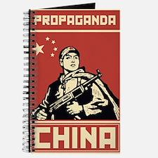 Maoist comunist vintage propaganda Journal