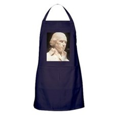Statue of James Madison, Library of C Apron (dark)