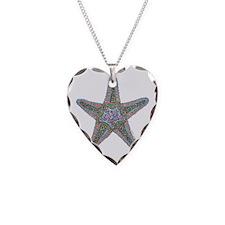 Bubbly Starfish Necklace