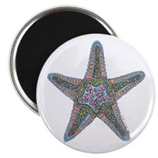 Bubbly Starfish Magnet