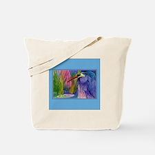 Heron Pond Tote Bag