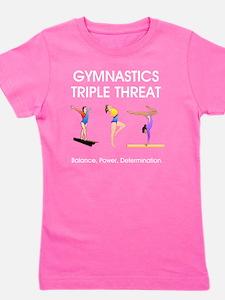 gymnasticsbpdf2tran Girl's Tee