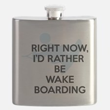 Rather be wakeboarding Flask