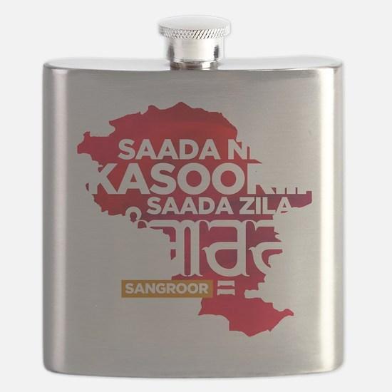 Saada Zila Sangroor T-shirt Flask