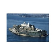 Alcatraz, San Francisco, CA, USA, Rectangle Magnet