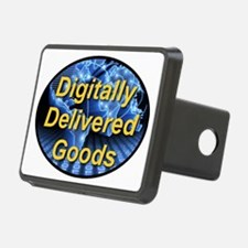 Digitally Delivered Goods Hitch Cover