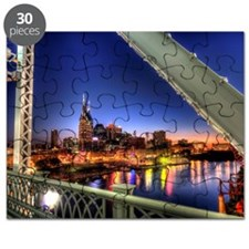 Bridge, Nashville, Tennessee Puzzle