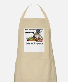 Big Stone Soup Apron