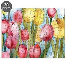 Tulip Party Puzzle