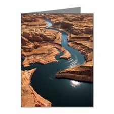 Glen Canyon National Recreat Note Cards (Pk of 10)