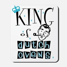 King of Dutch Ovens Mousepad