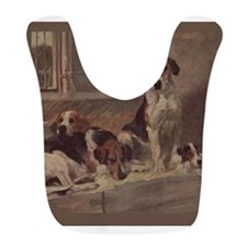 Cool Vintage dog Bib