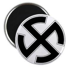 Viking Sun Cross Magnet