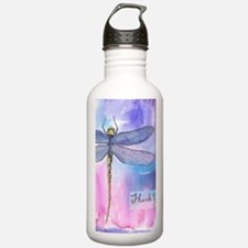 Dragonfly Thank You Sports Water Bottle