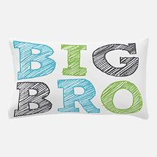 Sketch Style Big Bro Pillow Case
