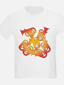 Fiery Euphoniums T-Shirt