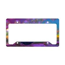 Compassion Pillow Case-6200wx License Plate Holder