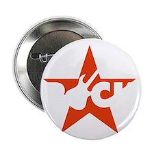 """e-guitar rock star 2.25"""" Button"""