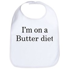 Butter diet Bib