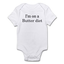 Butter diet Infant Bodysuit