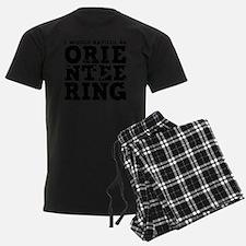 Orienteering Pajamas