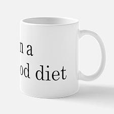 Swiss Food diet Mug