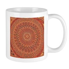 Italian red Mug