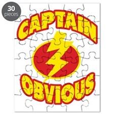 Captain Obvious Puzzle
