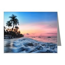 Paradise Note Cards (Pk of 20)