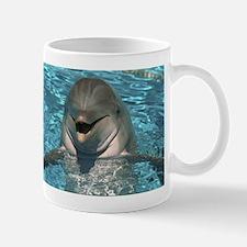 Hiya ! Happy Dolphin Coffee Mug