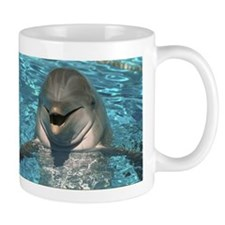 Hiya ! Happy Dolphin Coffee Small Mugs