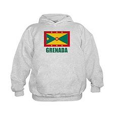 Grenada Flag Hoodie