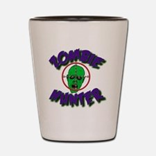 Zombie Hunter #1 Shot Glass