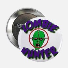 "Zombie Hunter #1 2.25"" Button"