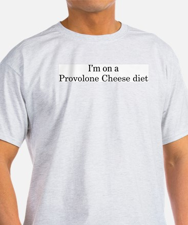 Provolone Cheese diet T-Shirt