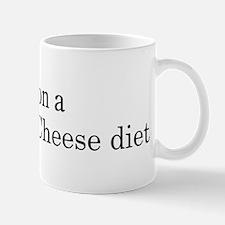 Provolone Cheese diet Mug