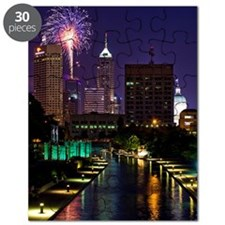 Fireworks in Indianapolis Puzzle